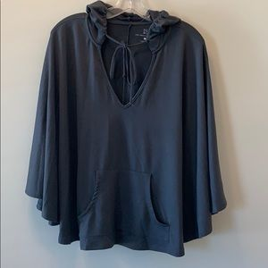 NY&CO ATHLEISURE CAPE!